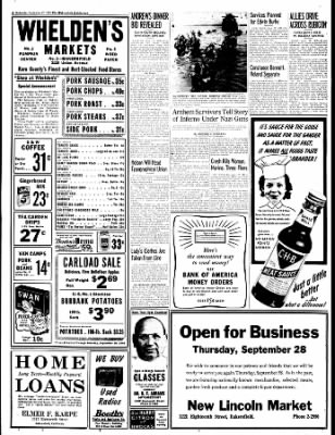 The Bakersfield Californian from Bakersfield, California on September 27, 1944 · Page 4