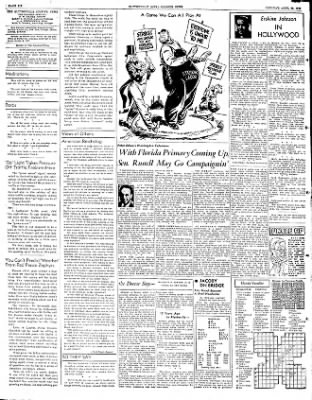 The Courier News from Blytheville, Arkansas on April 22, 1952 · Page 4