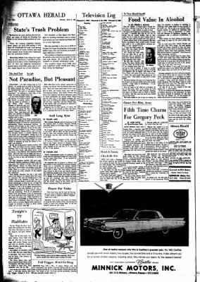 The Ottawa Herald from Ottawa, Kansas on April 9, 1963 · Page 4