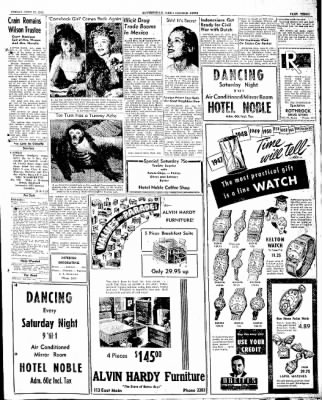 The Courier News from Blytheville, Arkansas on June 27, 1947 · Page 3