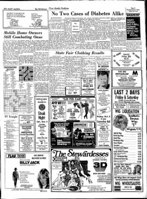 The Hutchinson News from Hutchinson, Kansas on October 8, 1971 · Page 47