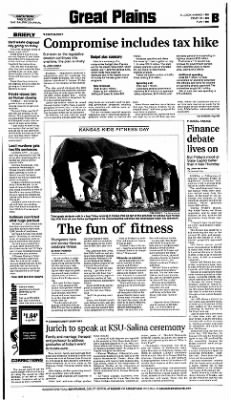 The Salina Journal from Salina, Kansas on May 5, 2001 · Page 11