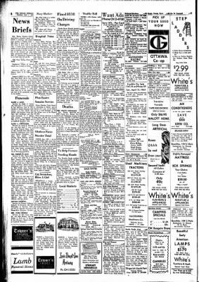 The Ottawa Herald from Ottawa, Kansas on April 11, 1963 · Page 6