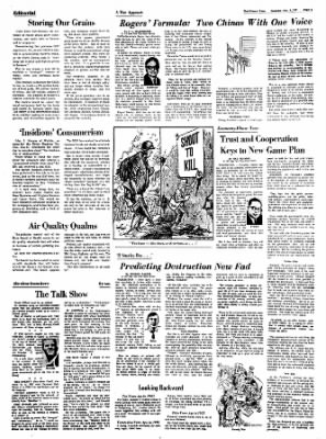 The Hutchinson News from Hutchinson, Kansas on October 9, 1971 · Page 4