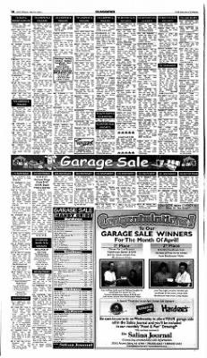 The Salina Journal from Salina, Kansas on May 5, 2001 · Page 22
