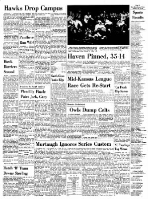 The Hutchinson News from Hutchinson, Kansas on October 9, 1971 · Page 9