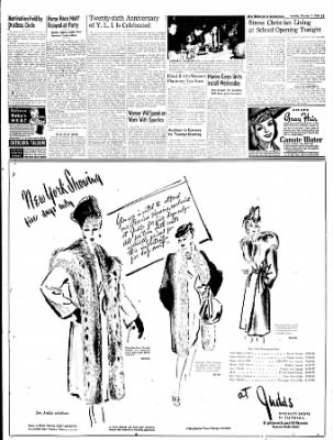 The Bakersfield Californian from Bakersfield, California on October 2, 1944 · Page 11