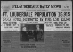 Fort Lauderdale News