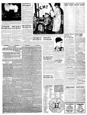 The Bakersfield Californian from Bakersfield, California on October 3, 1944 · Page 13
