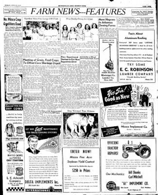 The Courier News from Blytheville, Arkansas on June 27, 1947 · Page 9