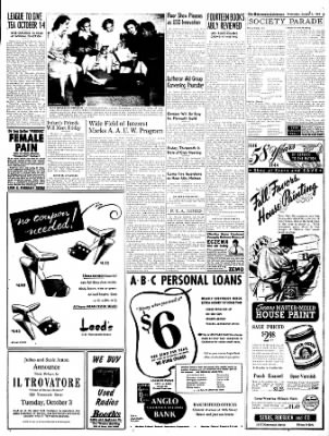 The Bakersfield Californian from Bakersfield, California on October 4, 1944 · Page 9
