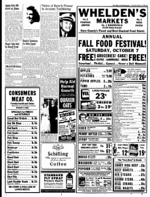 The Bakersfield Californian from Bakersfield, California on October 5, 1944 · Page 19