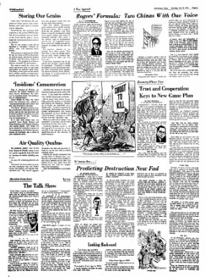 The Hutchinson News from Hutchinson, Kansas on October 9, 1971 · Page 60
