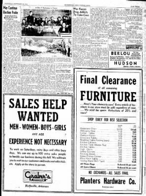 The Courier News from Blytheville, Arkansas on September 13, 1944 · Page 3