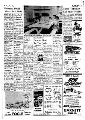 The Ottawa Herald from Ottawa, Kansas on April 19, 1963 · Page 3