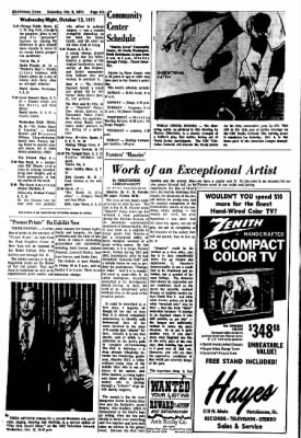 The Hutchinson News from Hutchinson, Kansas on October 9, 1971 · Page 80