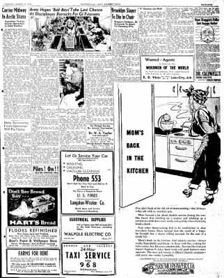 The Courier News from Blytheville, Arkansas on March 12, 1946 · Page 5