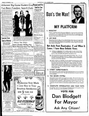 The Courier News from Blytheville, Arkansas on November 2, 1951 · Page 9