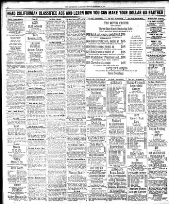 The Bakersfield Californian from Bakersfield, California on September 18, 1936 · Page 14