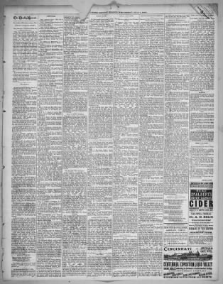 The Summit County Beacon from Akron, Ohio on July 4, 1888