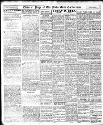 The Bakersfield Californian from Bakersfield, California on September 18, 1936 · Page 16
