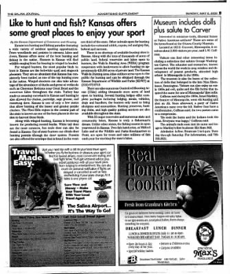 The Salina Journal from Salina, Kansas on May 6, 2001 · Page 79