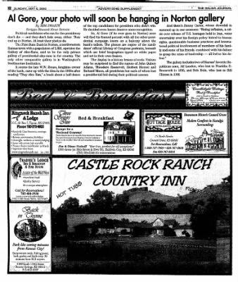 The Salina Journal from Salina, Kansas on May 6, 2001 · Page 82