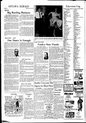 The Ottawa Herald from Ottawa, Kansas on April 24, 1963 · Page 4
