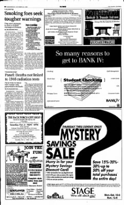 The Salina Journal from Salina, Kansas on October 30, 1996 · Page 4