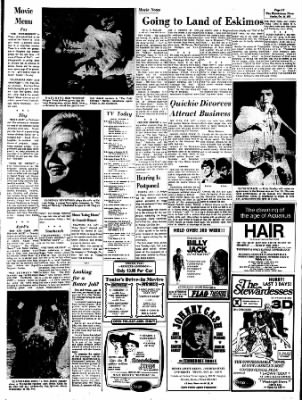 The Hutchinson News from Hutchinson, Kansas on October 10, 1971 · Page 16
