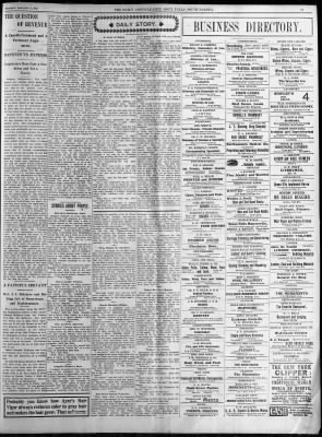 Argus-Leader from Sioux Falls, South Dakota on January 4, 1903 · Page 3