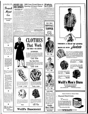 The Bakersfield Californian from Bakersfield, California on October 13, 1944 · Page 8