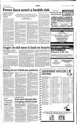 The Salina Journal from Salina, Kansas on November 1, 1996 · Page 3