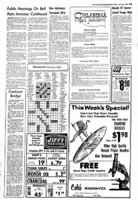 The Lawton Constitution from Lawton, Oklahoma on July 25, 1975 · Page 9