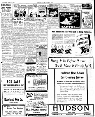 The Courier News from Blytheville, Arkansas on March 13, 1946 · Page 5