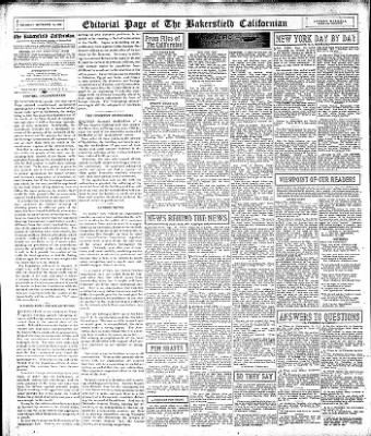 The Bakersfield Californian from Bakersfield, California on September 24, 1936 · Page 24