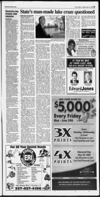 Daily World from Opelousas, Louisiana on May 29, 2005 · Page 9
