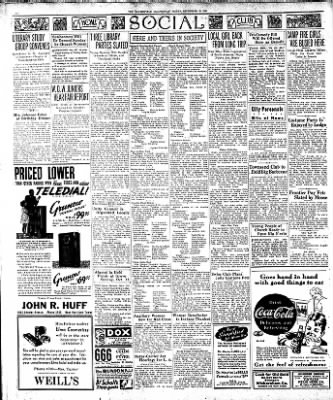 The Bakersfield Californian from Bakersfield, California on September 25, 1936 · Page 14
