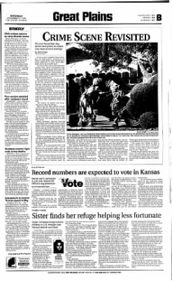 The Salina Journal from Salina, Kansas on November 2, 1996 · Page 11