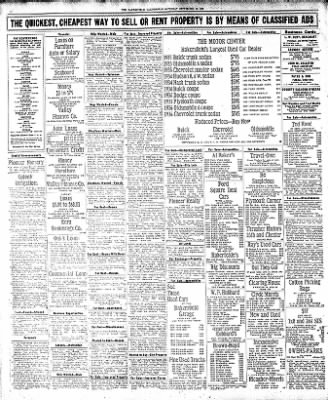 The Bakersfield Californian from Bakersfield, California on September 26, 1936 · Page 14