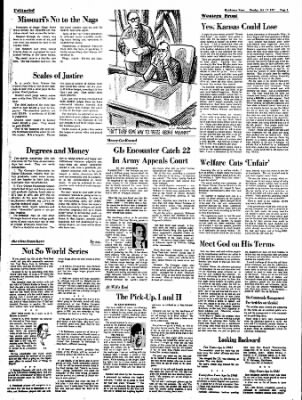 The Hutchinson News from Hutchinson, Kansas on October 11, 1971 · Page 16