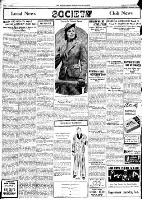 The Morning Herald from Hagerstown, Maryland on January 1, 1938 · Page 2