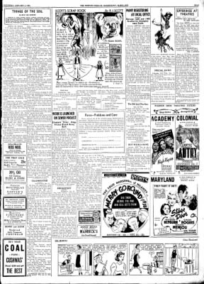The Morning Herald from Hagerstown, Maryland on January 1, 1938 · Page 5
