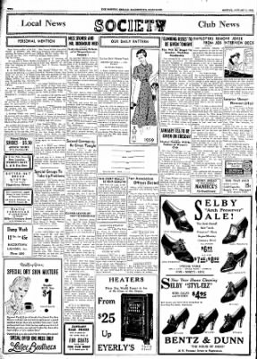 The Morning Herald from Hagerstown, Maryland on January 3, 1938 · Page 2