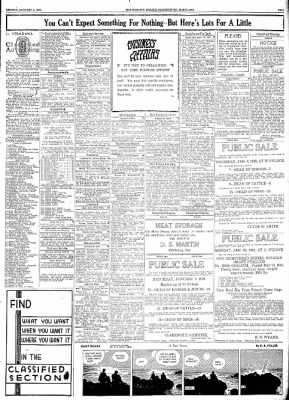 The Morning Herald from Hagerstown, Maryland on January 3, 1938 · Page 9