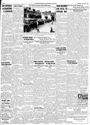 The Morning Herald from Hagerstown, Maryland on January 3, 1938 · Page 10