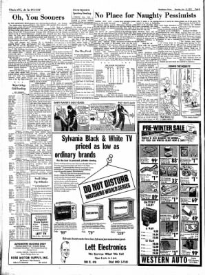 The Hutchinson News from Hutchinson, Kansas on October 11, 1971 · Page 32