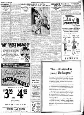 The Morning Herald from Hagerstown, Maryland on January 6, 1938 · Page 3