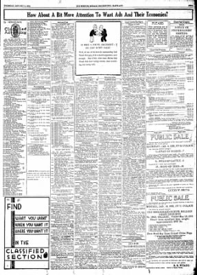 The Morning Herald from Hagerstown, Maryland on January 6, 1938 · Page 9