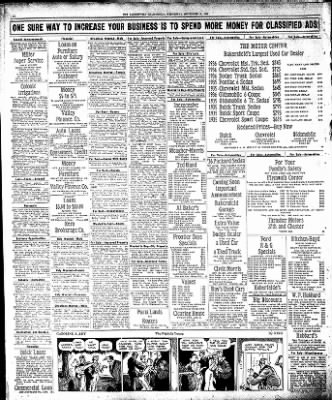 The Bakersfield Californian from Bakersfield, California on September 30, 1936 · Page 12